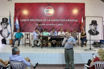 La UCR de Entre Ríos toma distancia del PRO y pidió bloques propios en el poder legislativo
