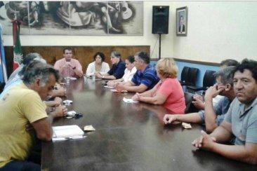 El Municipio de Concordia y los gremios llegaron a un acuerdo de incremento salarial