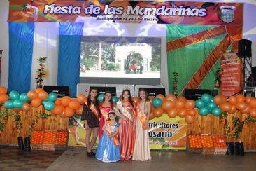 Coordinan detalles para la realización de la Fiesta Provincial de las Mandarinas