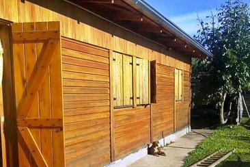 El municipio sumó un importante avance para construir más viviendas de madera