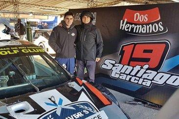 García completó la final en Córdoba y pelea por el campeonato