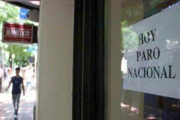 La Bancaria confirmó que el próximo lunes no habrá bancos