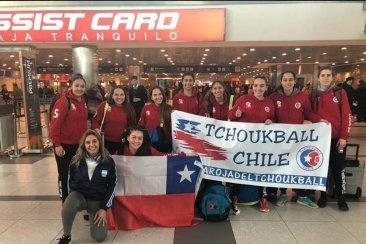 Continúa en Concordia el Campeonato Panamericano de Tchoukball
