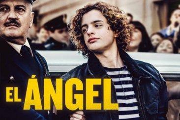 """Continúa en la cartelera del Odeón la película argentina """"El Ángel"""""""