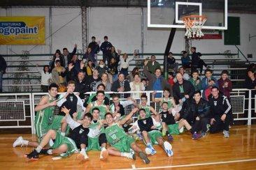 Estudiantes debutó con un amplio triunfo en el Argentino de Clubes