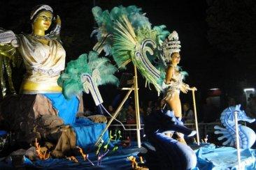 Dos comparsas fueron eliminadas de los Carnavales de Chajarí y desfilarán solo cuatro