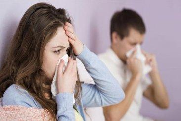 Se registra un avance de las enfermedades respiratorias y gripes severas