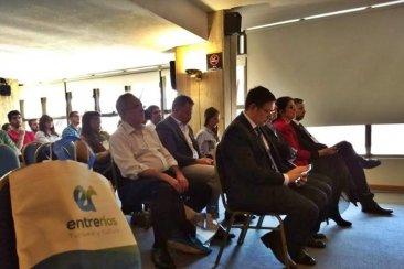Destacan el crecimiento de Concordia como destino para el turismo de reuniones