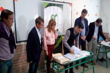 La provincia finalizará las obras en la escuela Augusto Niez