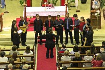 Se realiza una nueva edición del Encuentro de coros Universitarios