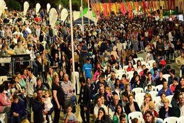 Más de cinco mil personas fueron parte de la Fiesta de la Cerveza Artesanal en Federación