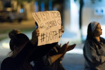 Chajarí y Federación marcharon para pedir Justicia ante los últimos casos de femicidios