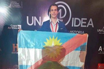 Un entrerriano obtuvo el cuarto puesto por el proyecto de plantillas para diabéticos