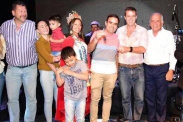 Una joven familia fue la ganadora del 0 km de la Fiesta Nacional de la Citricultura
