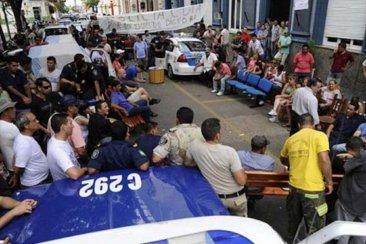 La Justicia anuló el pago de una indemnización a los policías acusados de sedición