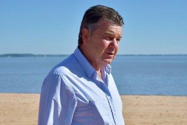 El intendente de Santa Ana confirmó que irá por un cargo legislativo en 2019
