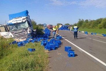 Un camionero brasilero perdió la vida tras chocar de frente en una ruta entrerriana