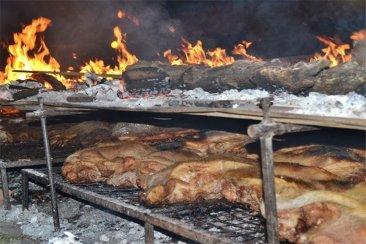 """Una localidad entrerriana celebra en febrero una fiesta dedicada al """"buen comer"""""""