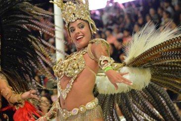La Reina del Carnaval de Concordia será Jurado en Paraguay