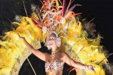 Más de 4500 personas disfrutaron de la primera noche de Carnaval en Chajarí