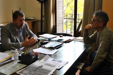 """Comenzarán las muestras de arte en la """"Galería de la Cultura"""" del Concejo Deliberante de Concordia"""