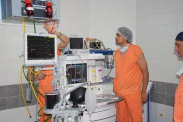 El hospital Masvernat sumó inversión para cirugías de alta complejidad