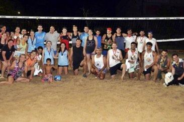 Todos los resultados del torneo de Beach Vóley