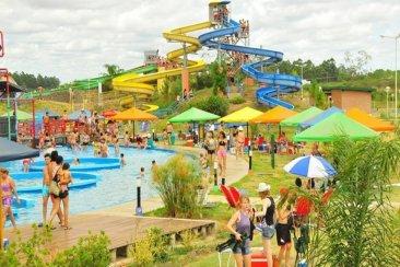 El Parque Acuático de Federación cambió de horario