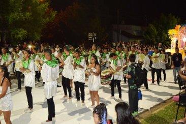 La batucada ganadora de los Carnavales de Chajarí 2019 brindará un show al aire libre