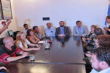 El gobierno provincial y los gremios docentes buscaron acercar posiciones